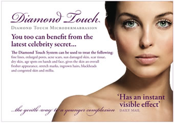 Diamond Touch Mircodermabrasion