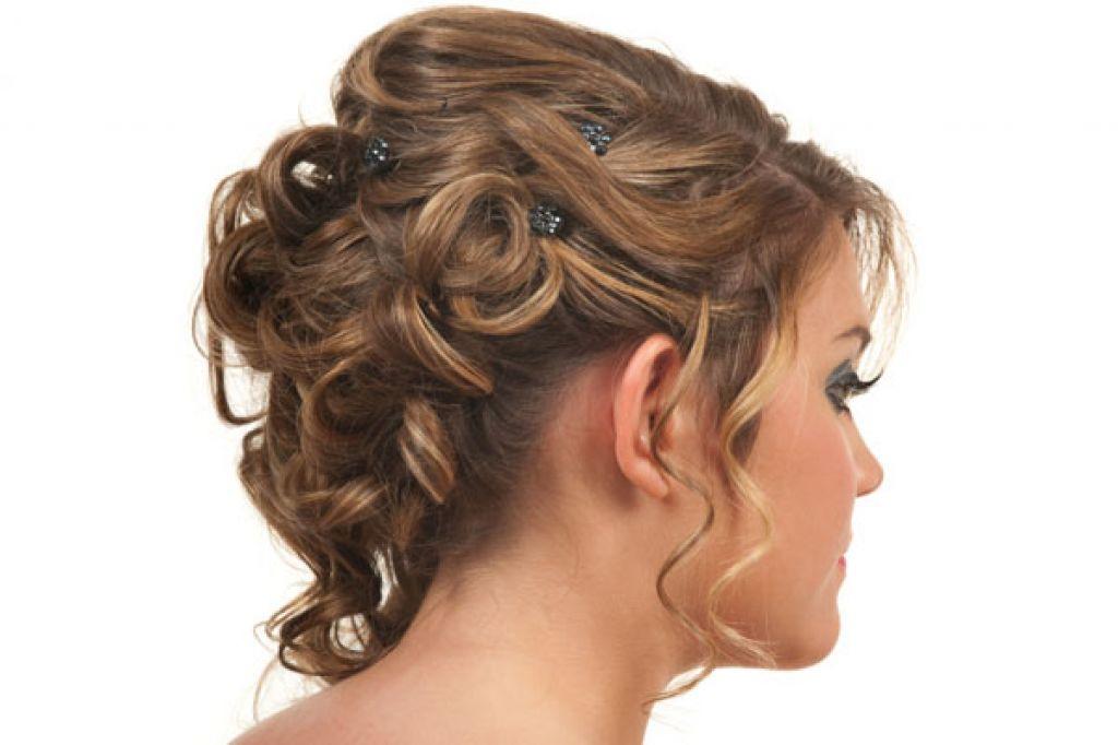 Prom Hair Bombshell Salon