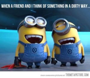 Minion Friends