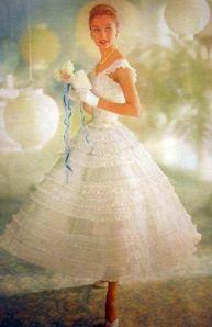 50's bride