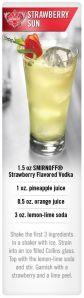 strawberry vodka
