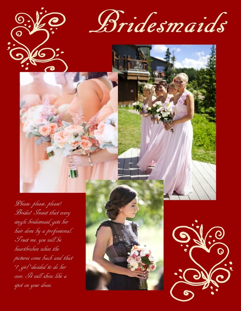 Wedding page for BS-003