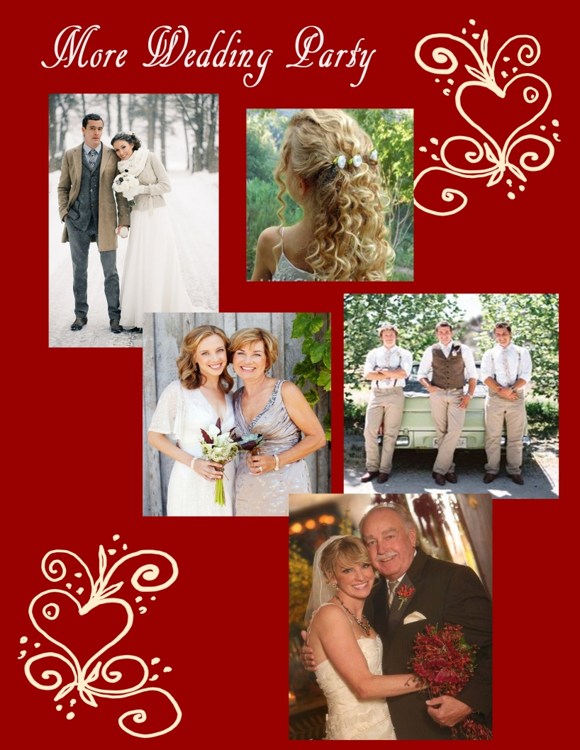 Wedding page for BS-004