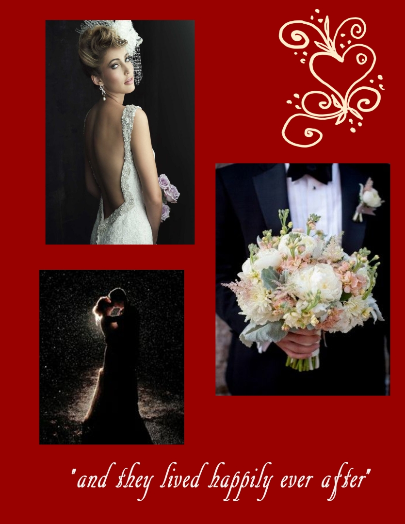Wedding page for BS-005